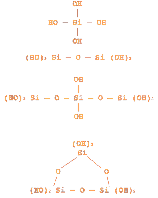 Chemistry of Soluble Silicates